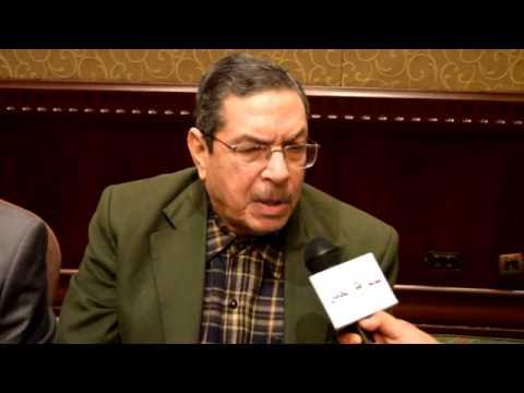المغربى : دمغة محاماة لصالح قضية فلسطين