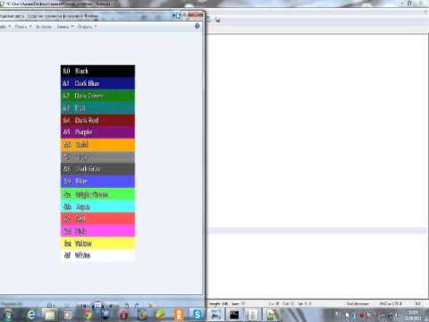 Как сделать цветное название предмета на сервере в minecraft