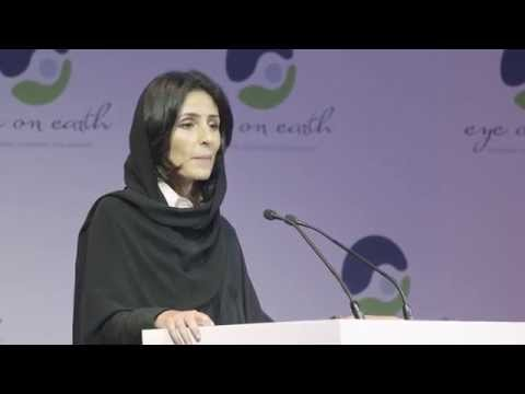 Eye on Earth Summit 2015 - H.E Razan Al Mubarak - Closing Ceremony