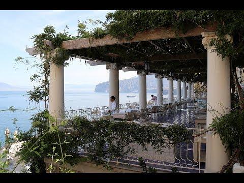 The morning of September in Sorrento .