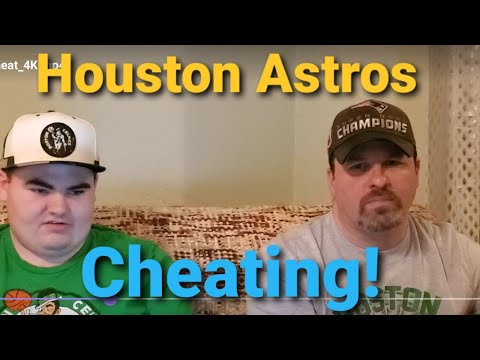 Houston Astros Caught Cheating Discussion! GM and Manager Fired