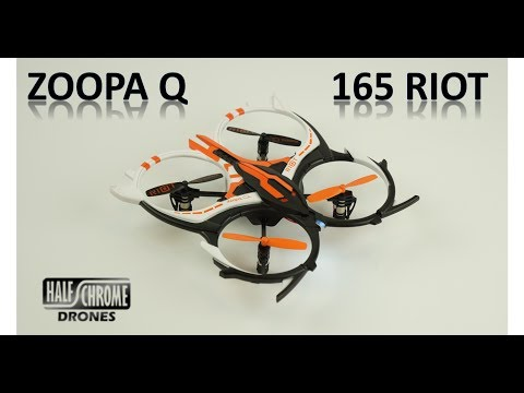 Zoopa Q Riot 165: A Unique Beginner Drone