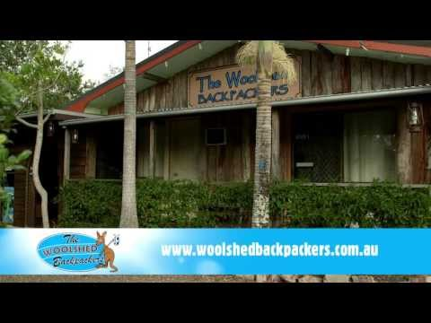 Video Aussie Woolshed