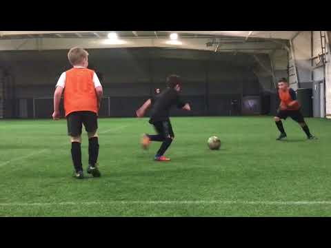 Michigan Burn Soccer Practice Highlights- Joseph Meteer