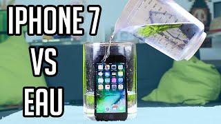 Video iPhone 7 VS Eau : Test Waterproof ! MP3, 3GP, MP4, WEBM, AVI, FLV Agustus 2017