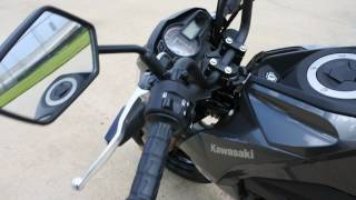 6. $3,199:  2018 Kawasaki Z125 Pro Metallic Courage Gray Overview and Review