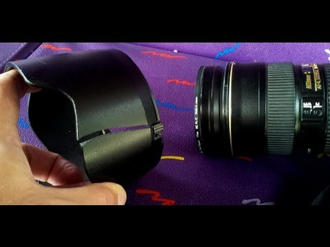 How to Kill a Nikon 24-70mm
