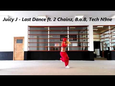 Juicy j - Last Dance feat 2 chainz, B.o.B,Tech N9ne by Sabrina à 6ème Sens school Tourcoing