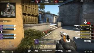 CSL | New4 vs UYA | inferno | by @CMART