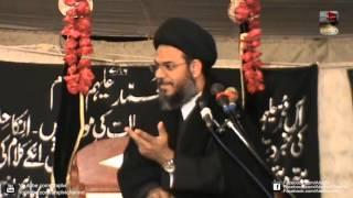 05 - Ittaqullah - Allama Aqeel-ul-Gharvi - 26 Moharram 1435 / 2013