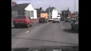 Ashford United Kingdom  city photo : Driver's Eye View - Ashford Ring Road, Kent, UK