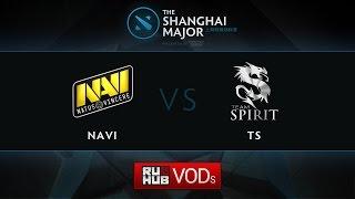 Spirit vs Na'Vi, game 2