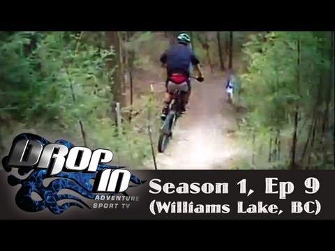 Drop In TV, Season 1 Ep. 9 (the original mountain bike TV series) FULL EPISODE