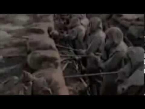grøfta - 13 minutters leksjon om skyttergravskrigen på Vestfronten under første verdenskrig.