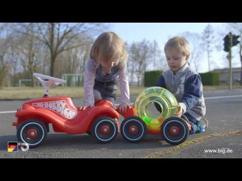 BIG-Bobby-Car Mix-Trailer