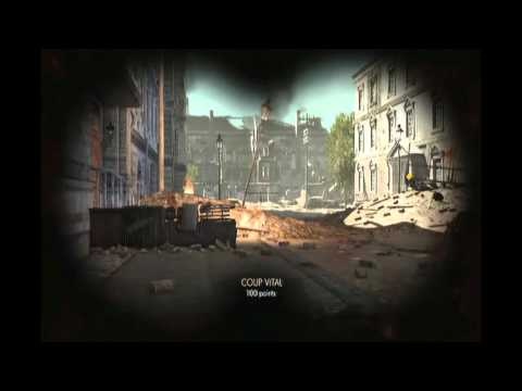 Firstview Sniper Elite V2- PS3