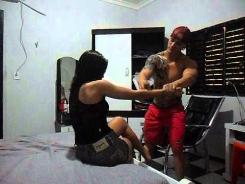 Lucas dando Chulipa em Vera Cunha