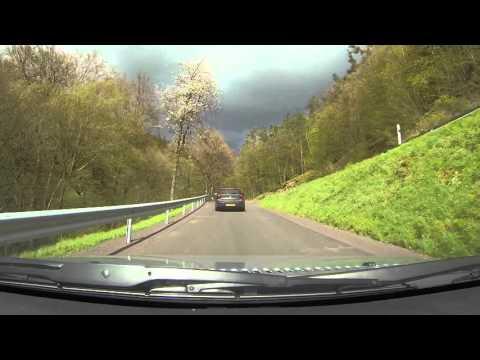 Eifel drive BMW E46 320ci