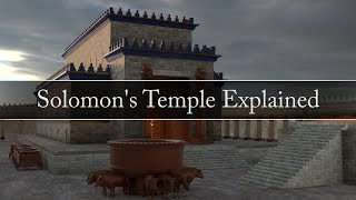 Video Solomon's Temple Explained MP3, 3GP, MP4, WEBM, AVI, FLV Agustus 2019