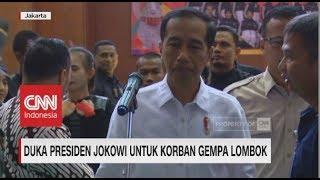 Video Duka Presiden Jokowi untuk Korban Gempa Lombok MP3, 3GP, MP4, WEBM, AVI, FLV Maret 2019