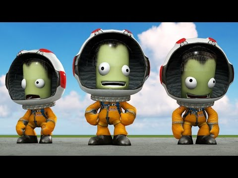обзор Kerbal Space Program