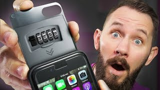 Video 10 iPhone Cases With Unexpected Features! MP3, 3GP, MP4, WEBM, AVI, FLV Oktober 2018