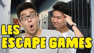 Video LES ESCAPE GAMES - LE RIRE JAUNE MP3, 3GP, MP4, WEBM, AVI, FLV September 2017