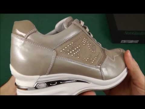 Nero Giardini scarpe zeppa P410151D