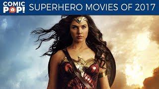 Superhero Movie Power Ranking 2017 Edition | The Elseworlds Exchange Podcast