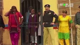 Sohail Ahmed and Akram Uddas New Pakistani Stage Drama  Kali Chader  Full Comedy Clip | Pk Mast