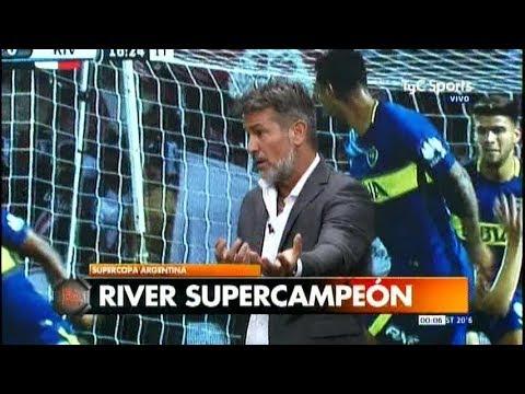 """Diego Díaz, Azzaro duros con Boca, Tévez y elogios a Gallardo: """"River lo domina en los mano a mano"""""""