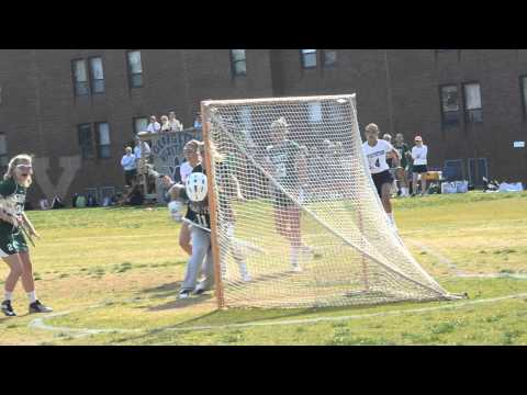 Girls Lacrosse Georgetown Visitation vs. St. Stephens  St. Agnes 4/10/2013