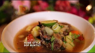 Video Chef's Table - Home Style Sop Buntut MP3, 3GP, MP4, WEBM, AVI, FLV Februari 2018