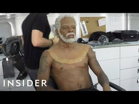 "How Hollywood Makes Actors Look Old — Exclusive ""Uncle Drew"" Behind The Scenes"