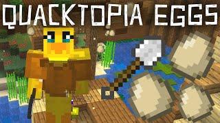 Quacktopia - EGGS MINI-GAME!!!!!