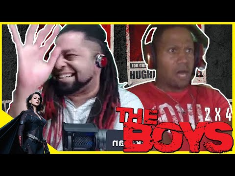 "The Boys season 2 episode 4 Reaction / Review ""Nothing Like It in the World"""