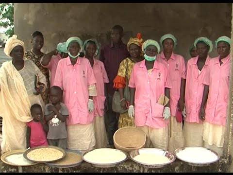 FNRAA- Senegal: Promoting a sustainable funding mechanism for women