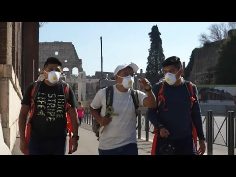 COVID-19: Επτά νεκροί στην Ιταλία- Αύξηση των κρουσμάτων σε Ιράν και Νότια Κορέα…