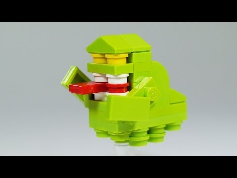 Video How To Build LEGO Ghostbusters Slimer download in MP3, 3GP, MP4, WEBM, AVI, FLV January 2017
