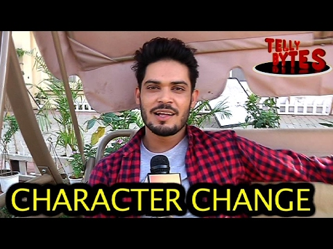 Kunwar Amar talks about his CHARACTER CHANGE in Na
