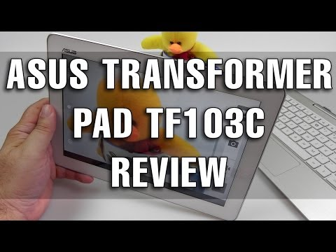 ASUS Transformer Pad TF103C Review - Tablet-News.com