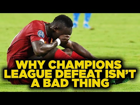 Why Liverpool Losing Is Actually A Good Thing