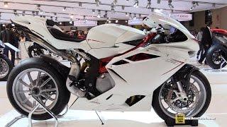 2. 2015 MV Agusta F4 - Walkaround - 2014 EICMA Milan Motorcycle Exhibition
