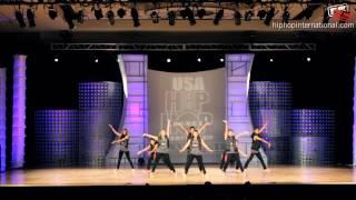 Placentia (CA) United States  city photo : Team Millennia Jrs - Placentia, CA (Varsity) @ HHI's USA Hip Hop Dance Championship 2012