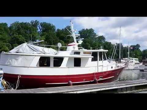 Fantail 50 Pilothouse Trawlervideo