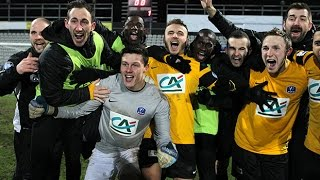Bastia France  city photo : Coupe de France : Exploit de l'US Quevilly (CFA) face à Bastia (L1), 1-1, 3 tab 1 !