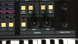 Sequential Circuits MultiTrak demo