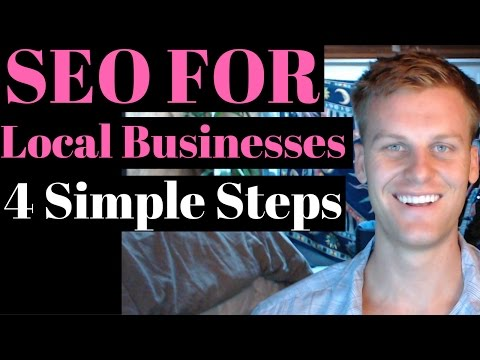 SEO For Local Business (Four Simple Steps)