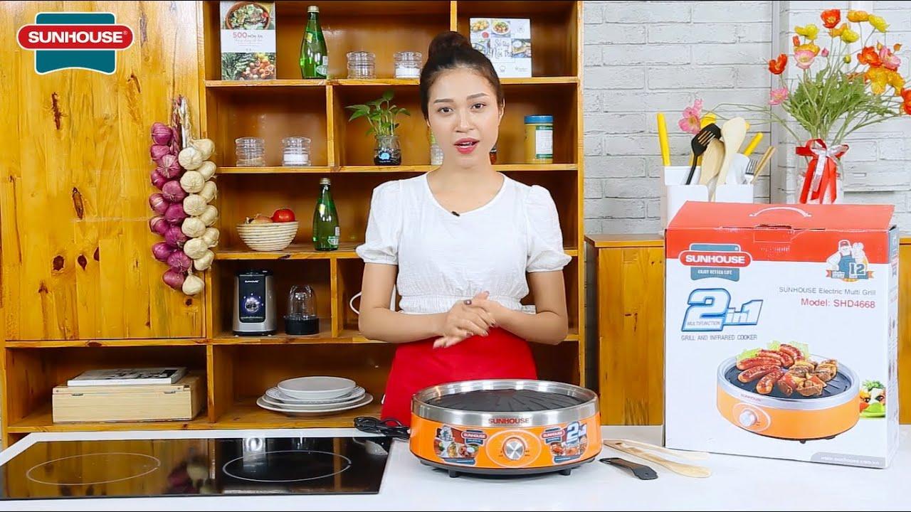 Video giới thiệu bếp nướng - lẩu nướng