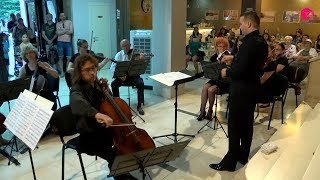 Uz pratnju violončelista Mihovila Karuza, izveden koncert Cello - Concerto